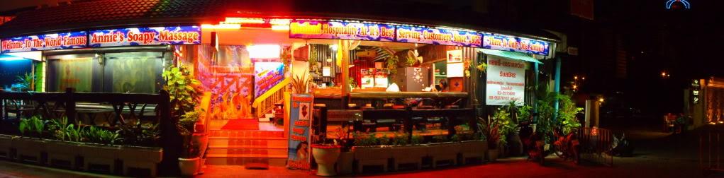Annnies Massage Sukhumvit Soi 2, Bangkok Thailande
