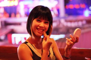Bangkok bar girls