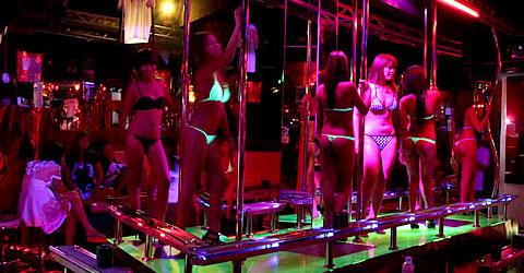 Les tarifs de la prostitution en Thailande : Lady boy
