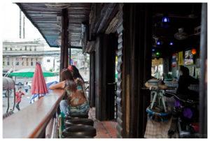 Big Dogs Bar à filles Thaïlande
