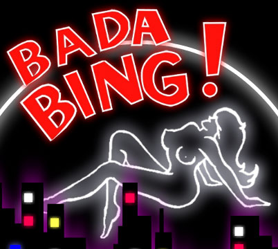 Bada Bing Gogo Bar Patpong