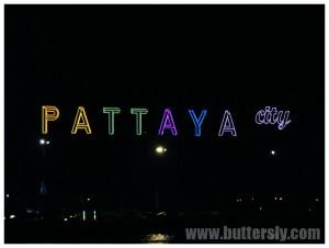 pattaya sin city thailande