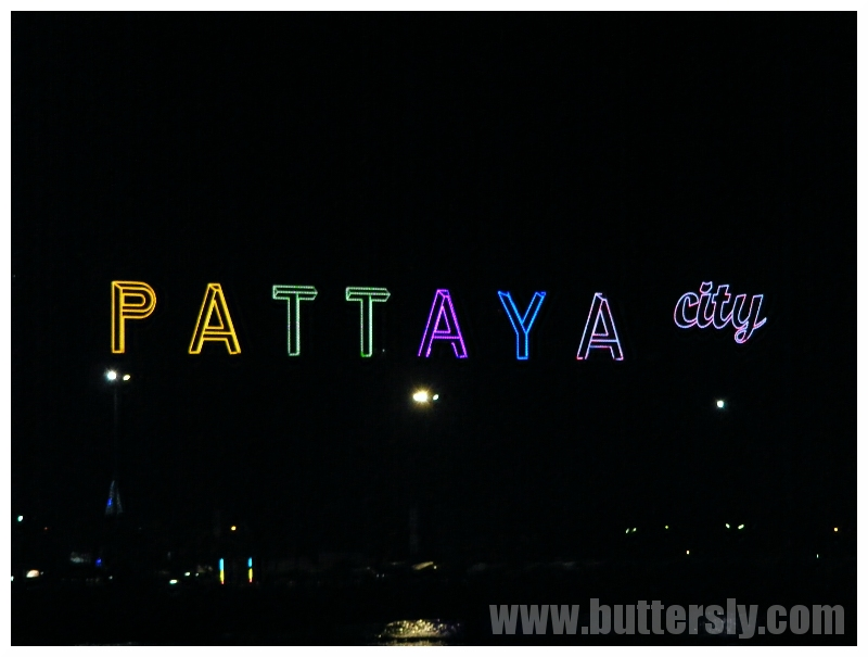 pattaya sin city thailande