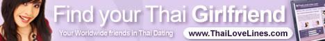 Rencontres en Thailande sur Thai Love Lines