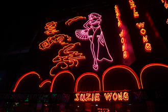 Suzie Wong Gogo Bar Bangkok