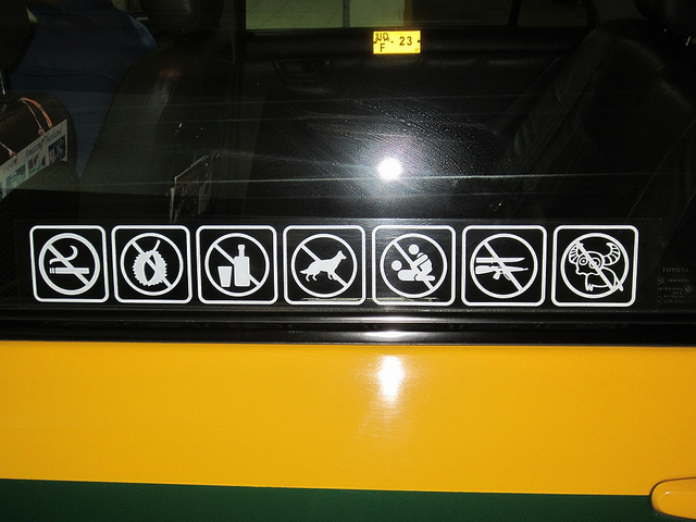 taxi meter thailande