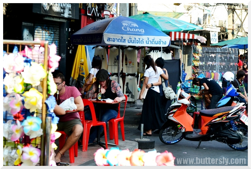 backpacker bangkok khaosan road